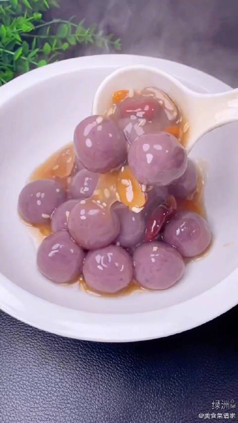 冬天不想穿秋裤紫薯这样做,丝滑细腻香甜