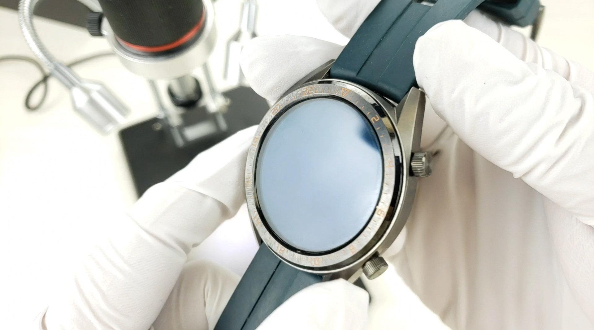 拆解华为智能手表,看看工业设计和苹果相比还有多大的差距