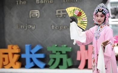 """我眼中的全面小康:苏州枫桥发展蝶变迈向""""诗与远方"""""""