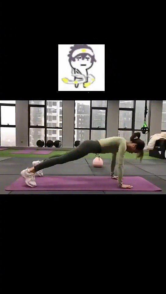 4个动作,每天10分钟,轻松变成易瘦体质,吃不胖