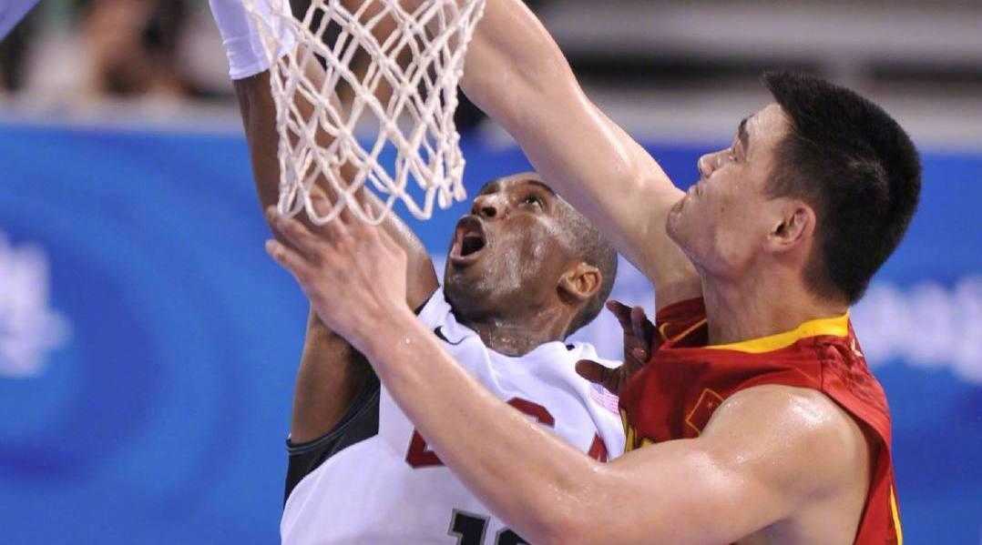 经典回顾!2008年奥运会中国男篮VS美国男篮全场集锦!……
