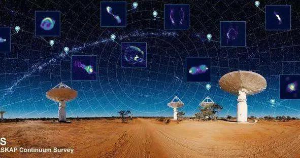 """星球也""""普查""""?这张""""宇宙地图""""有300万星系"""