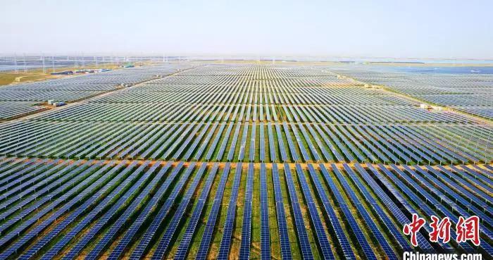 青海新能源出力及发电量双创历史新高