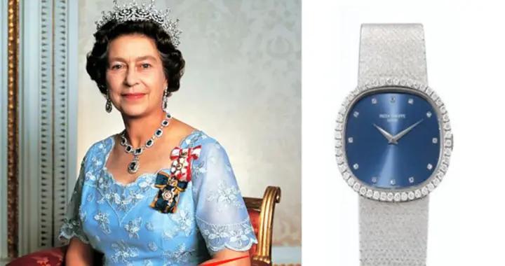 英国王室戴什么表?女王爱镶钻百达翡丽,凯特梅根却爱卡地亚
