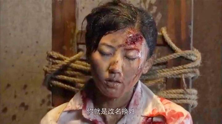 黑河风云:柔弱的姑娘在日军酷刑前面不改色,敌人气肺都要炸!