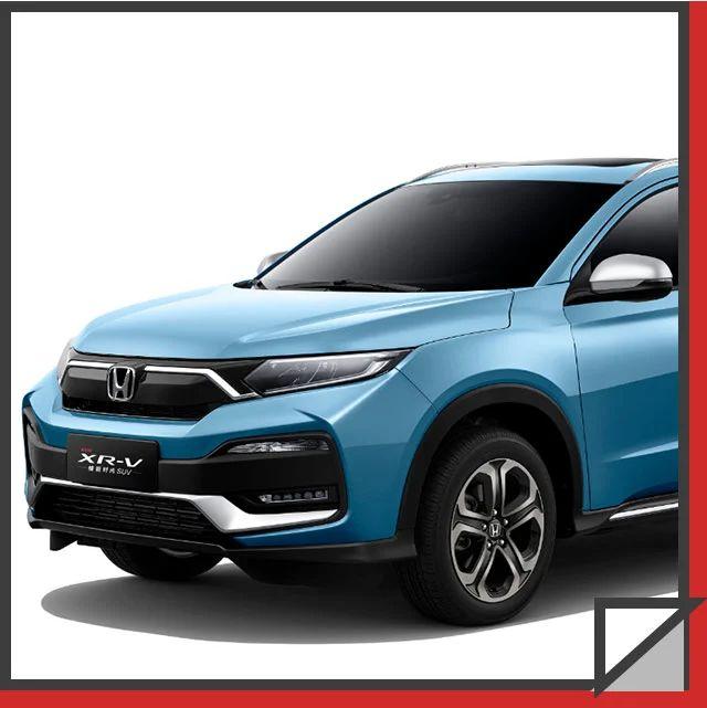 12.79万起,本田热卖SUV出新款,新配色,配置升级