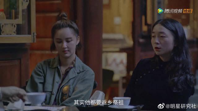 张歆艺:孩子出生后给了我归属感~……