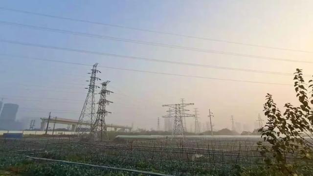 为武汉地铁16号线让路,汉南区高压线塔将升高或改迁