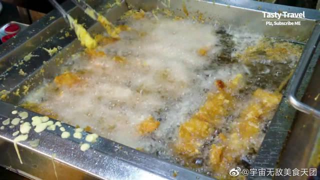 这家炸鸡串点是韩国美食家推荐过的……