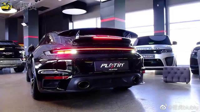 2020款911 Turbo S,性能再次得到进化,太霸气了