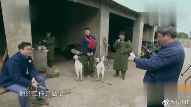黄渤嗑着瓜子听广播,王迅调侃:就是村里一傻子