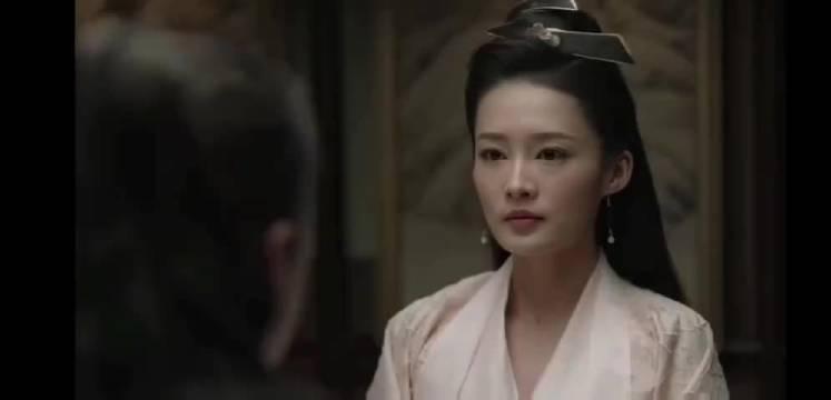 《庆余年》李沁也是长发飘飘,鸡腿姑娘真的太仙了!……