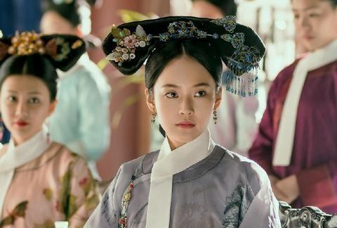 《如懿传》原著颖妃:好的娘家,才是婚姻里最大的底气