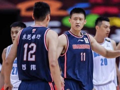 广东大比分胜山西,山西除了富兰克林外,这几个球员还能昙花一现