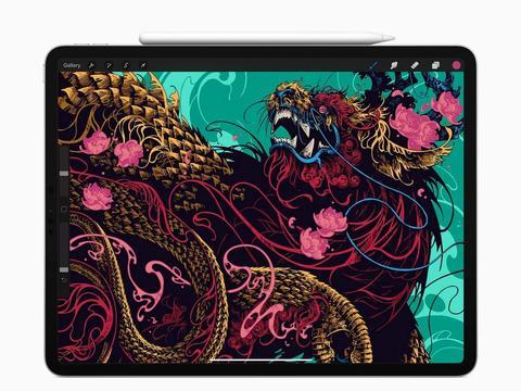 苹果5G iPad Pro或将在2021年发布