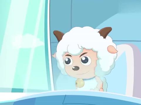 喜羊羊与灰太狼之奇幻天空岛第六十集益智动画儿童最后一战