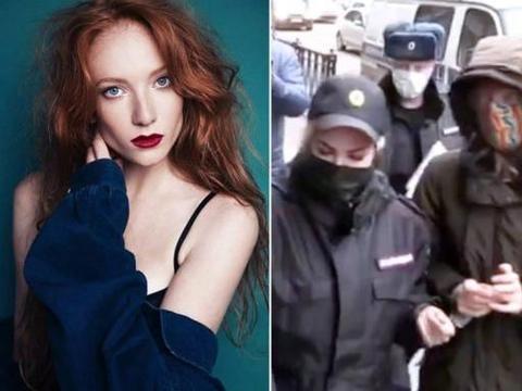 俄罗斯美女模特因反抗家暴,意外刺死丈夫,或将被指控故意杀人
