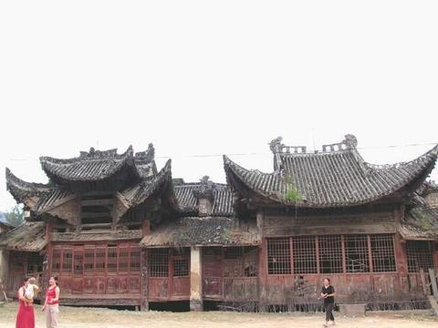 陕西鲜为人知的古镇,北通秦晋,南联吴楚,还是免费的古镇