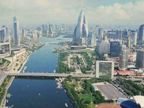 北京市在建一个300米的超高层,就在通州区,预计2023年建成