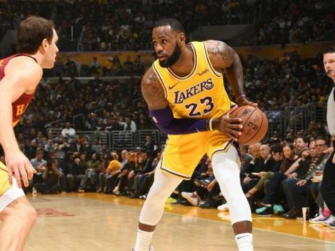 NBA名人堂名宿:最想和詹姆斯做队友,而不是乔丹