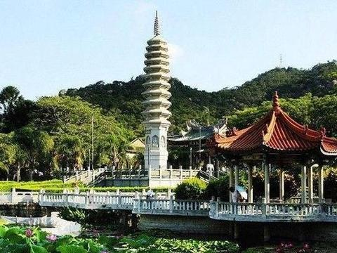 福建有座千年古寺,就在厦门大学隔壁,人气直逼杭州西湖