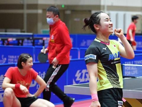 伊藤美诚回国后首度发声:国乒很强,恐怕一辈子也赢不了王曼昱