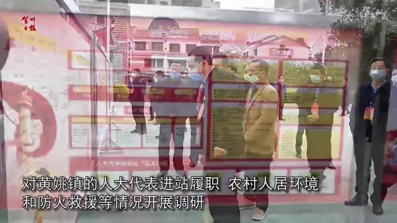 自治区党委常委、自治区副主席黄世勇到贺州调研