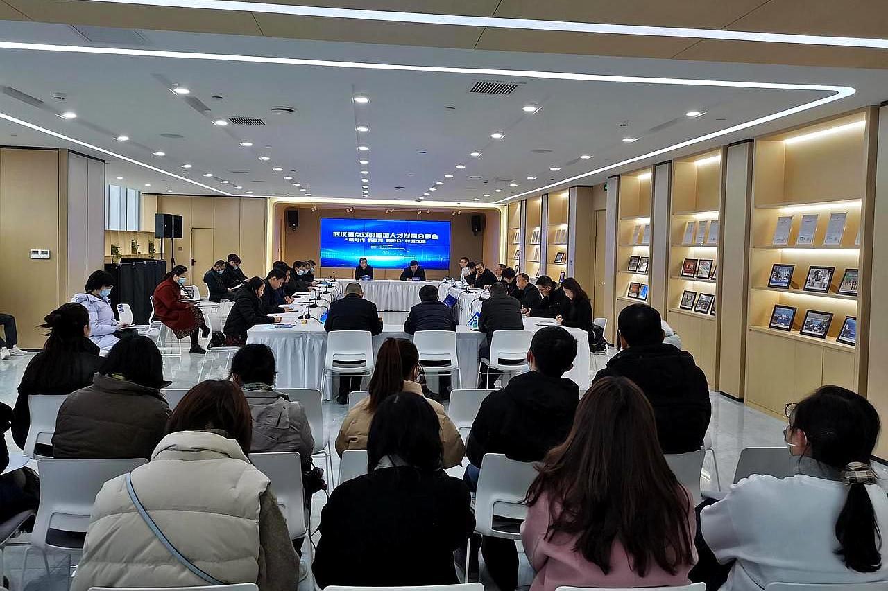 今年武汉市硚口区,已留下2.5万大学生,将吸引更多人才