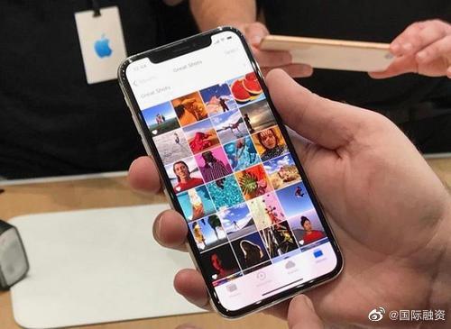 工信部:10月份智能手机产量同比下降5.4%