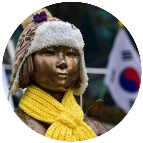 德国将永久立慰安妇雕像?!日本网友气急狂撕韩国…