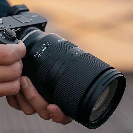 给A6400一个防抖的机会,腾龙推出17-70 F2.8镜头