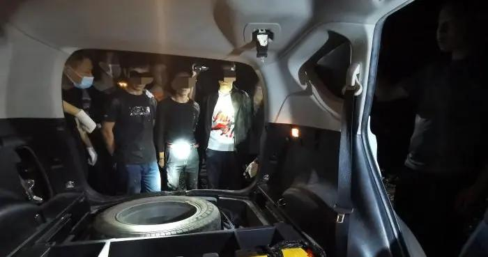 广西崇左警方破获一起特大毒品案 缴获毒品海洛因3.5千克