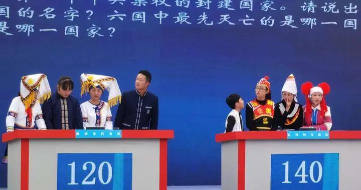 """云南""""彩云杯""""中华优秀传统文化节推动传统文化进校园"""