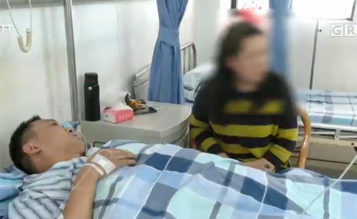 7万医药费谁承担?广州一男子掉施工深坑腰椎受伤,公司如此回应