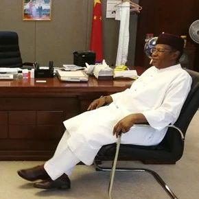 尼日利亚驻华大使:中国是我第二个家