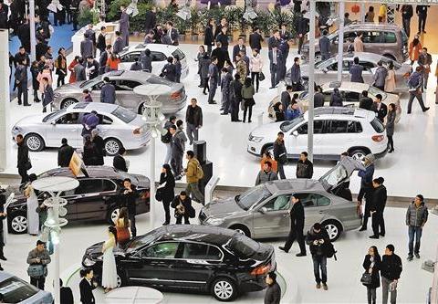 中汽协:预计11月国内汽车销量273.3万辆