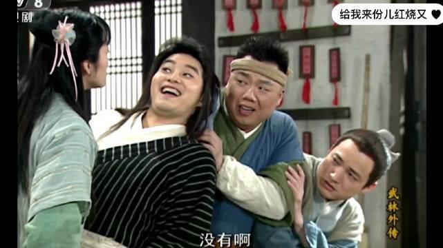 哈哈哈哈哈哈哈哈那当然是郭芙蓉包饺子了!