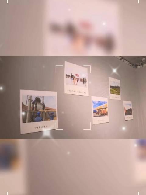 """咸阳 """"小康路上•影像咸阳""""摄影展在长武县开幕"""