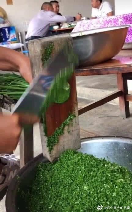 切韭菜,老祖宗古老的智慧