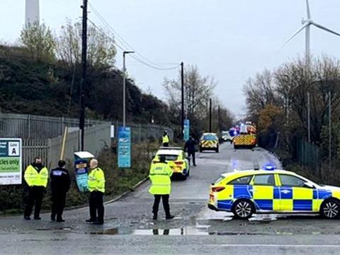 英格兰污水处理厂发生大爆炸 至少已造成4人死亡