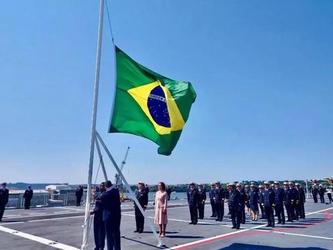 南美双雄的航母竞赛,阿根廷曾拥有双航母,巴西先后采购三艘航母