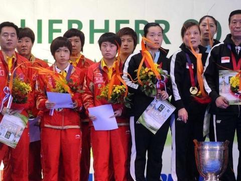 梦碎九连冠!这场决赛成为中国女乒永远的痛,王楠张怡宁皆缺席