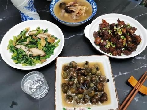 上海媳妇做的下酒菜,发朋友圈火了!网友:好媳妇都是别人家的!