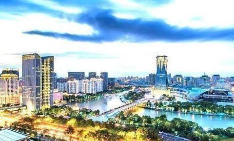 浙江最委屈的城市,周边城市经济都已腾飞,自己却只是三线城市