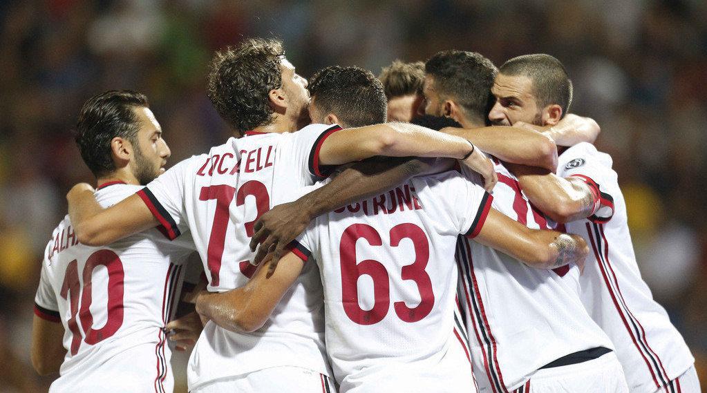AC米兰比赛回顾,意甲客场3-0击败克罗托内