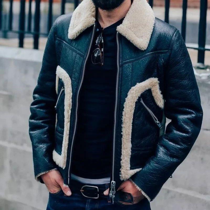 穿皮衣的男人为什么越来越少?