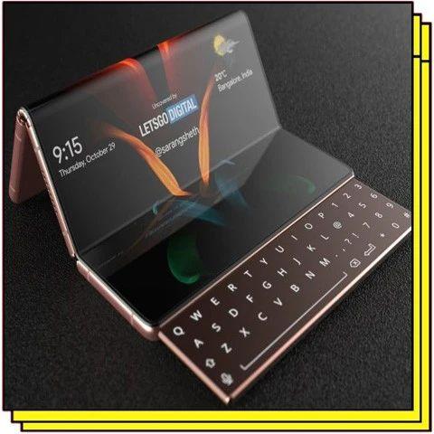 这才是折叠屏手机该有的样子!