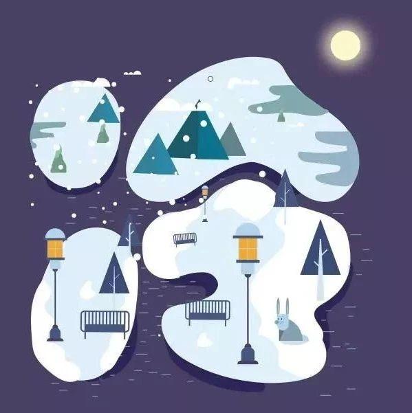 """黑龙江仍然""""冻""""力十足!问:为什么冬天里""""阴天不冷,放晴冷""""?你知道吗?"""