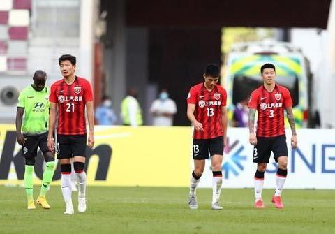 恒大惨痛出局,上港提前出线,上海媒体点名表扬李圣龙、吕文君
