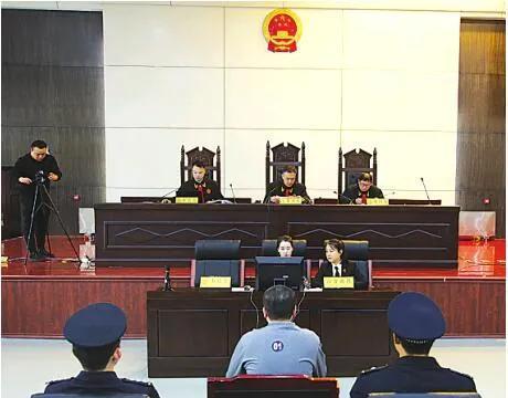 大庆首起涉油恶势力案18人被宣判